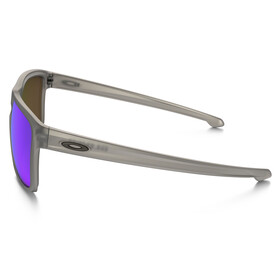 Oakley Sliver XL matte grey ink/sapphire iridium polarized